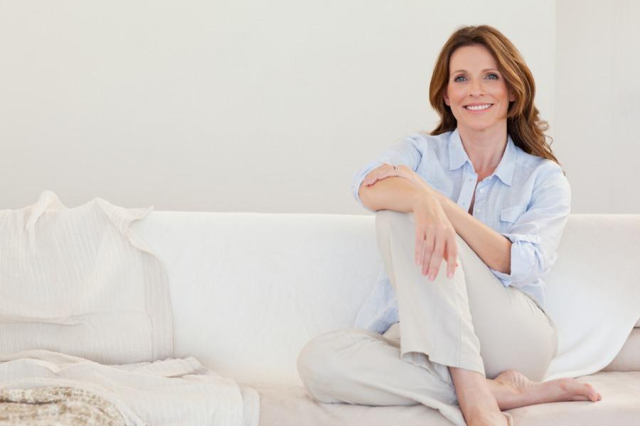Интимная гигиена во время менопаузы как часть лечения симптомов климакса